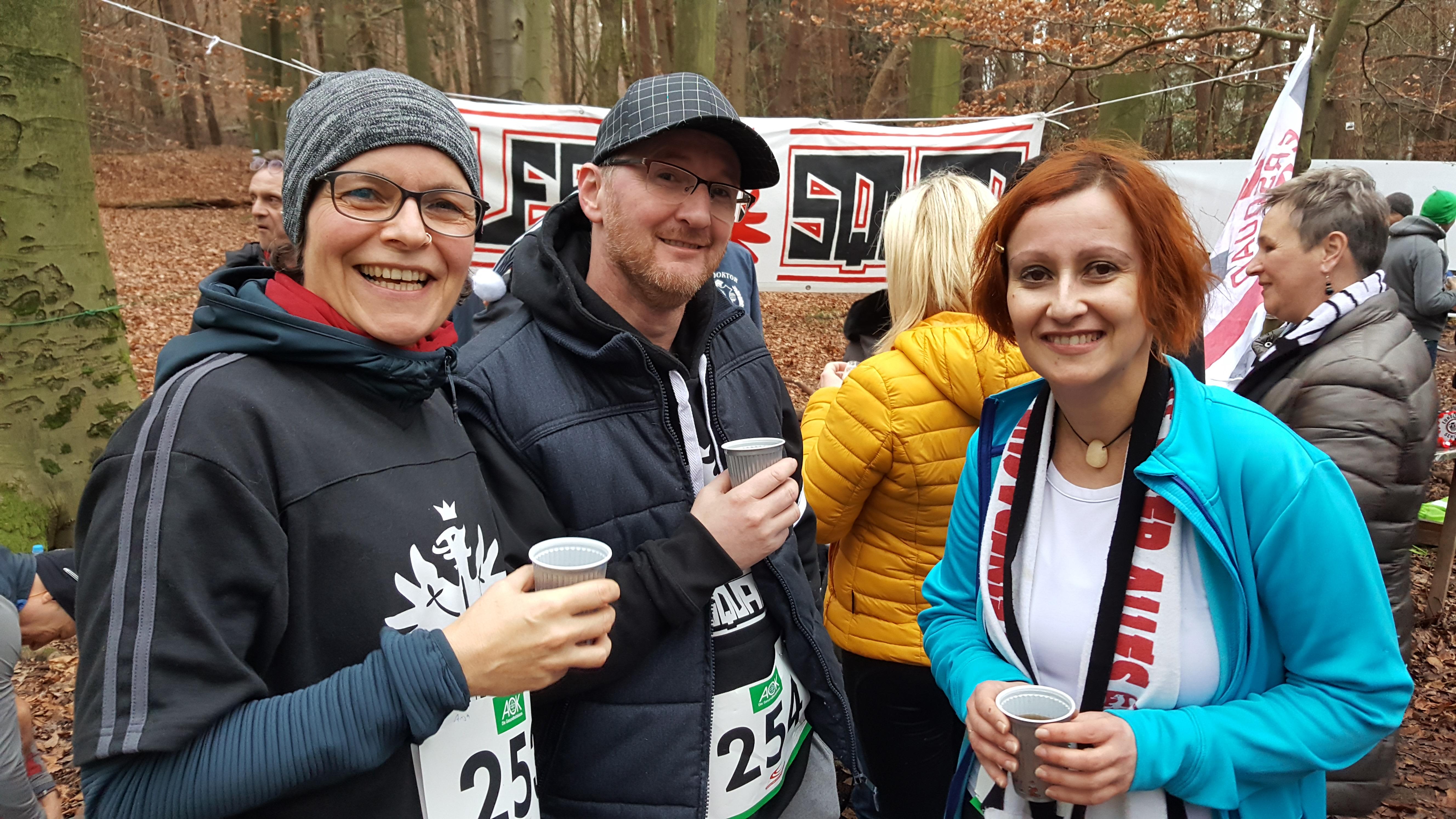 Anja,Markus,Marie